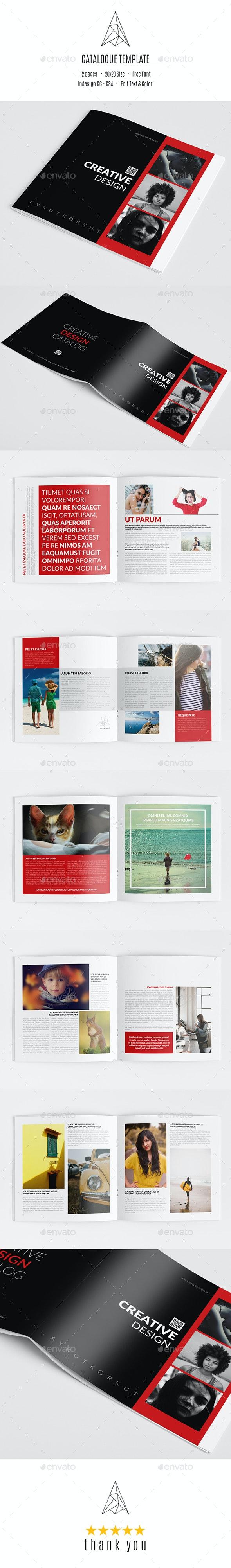 Creative Catalogue - Catalogs Brochures