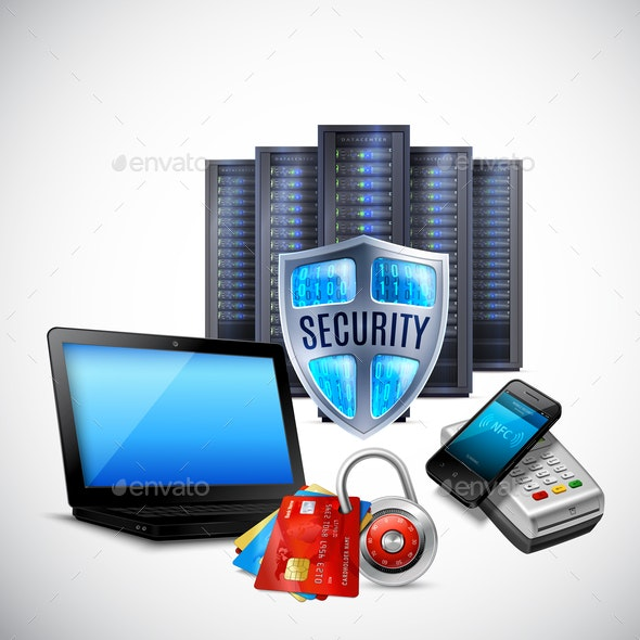 Payment Security Realistic Composition - Computers Technology