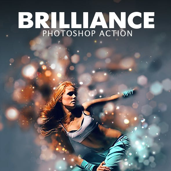 Brilliance Photoshop Action