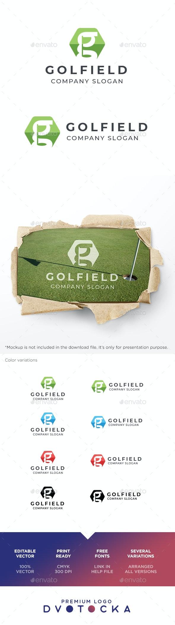 Golf Logo - Symbols Logo Templates