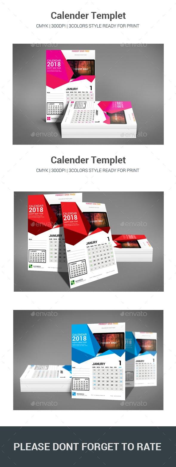 Calendar Temple