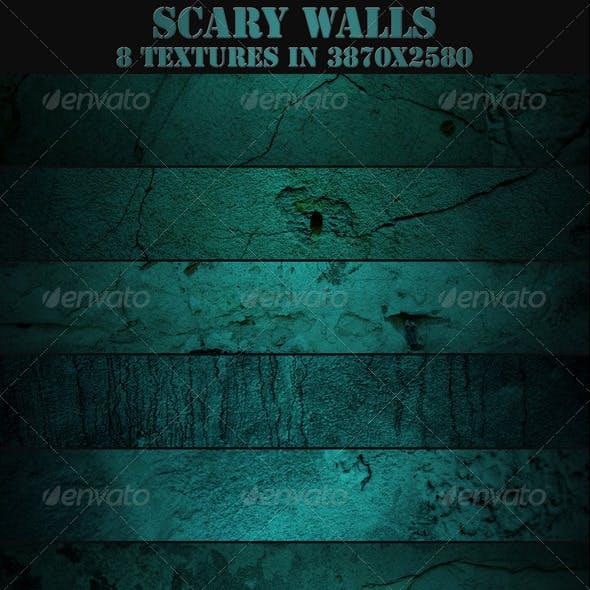 Scary Walls