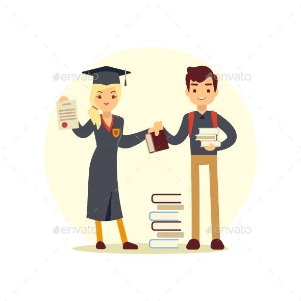 Graduate - Miscellaneous Vectors