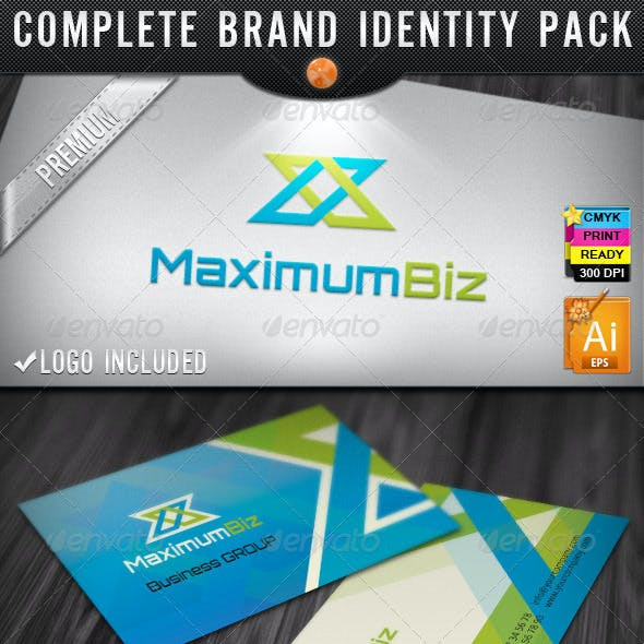 Maximum Business Group Complete Corporate Identity