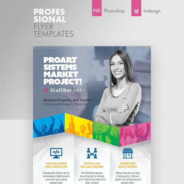 Marketing Poster Templates