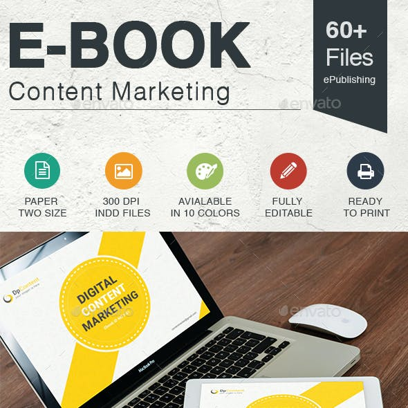 Mockup E Publishing Templates From Graphicriver