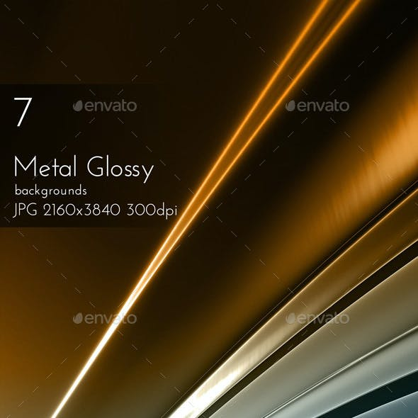 Abstract Metal Backgrounds