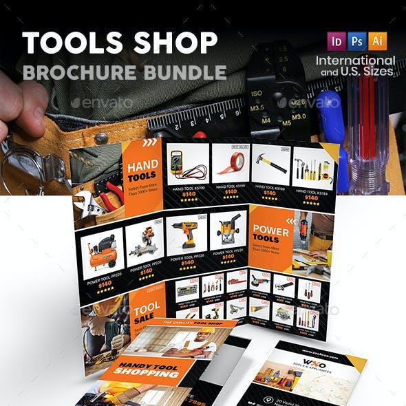 Tools Shop Print Bundle