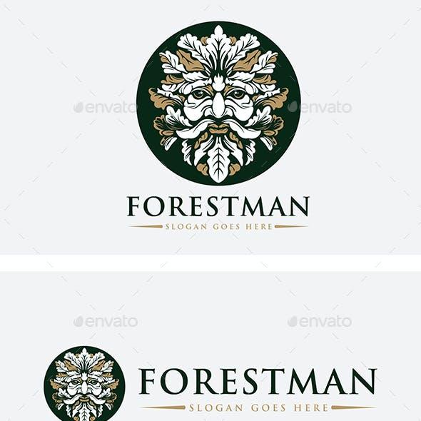 Forest Man Logo