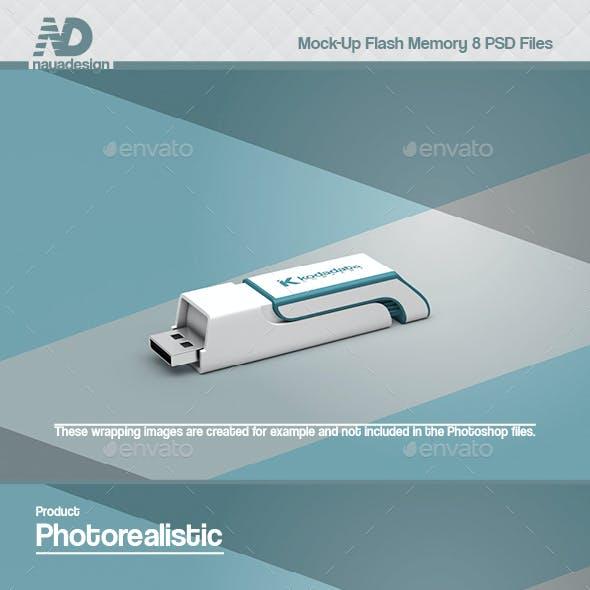 Flash Color 8 Mockups