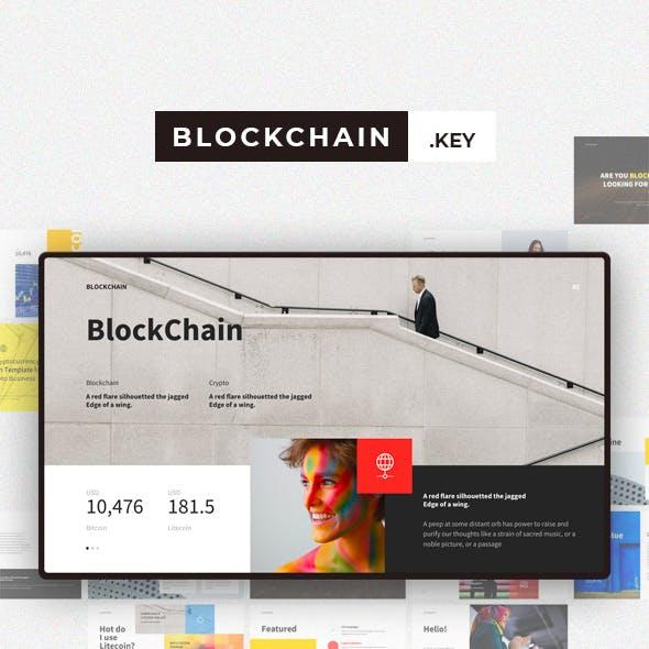 Blockchain Keynote Template