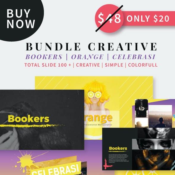 Creative Bundle 3in1 Pptx