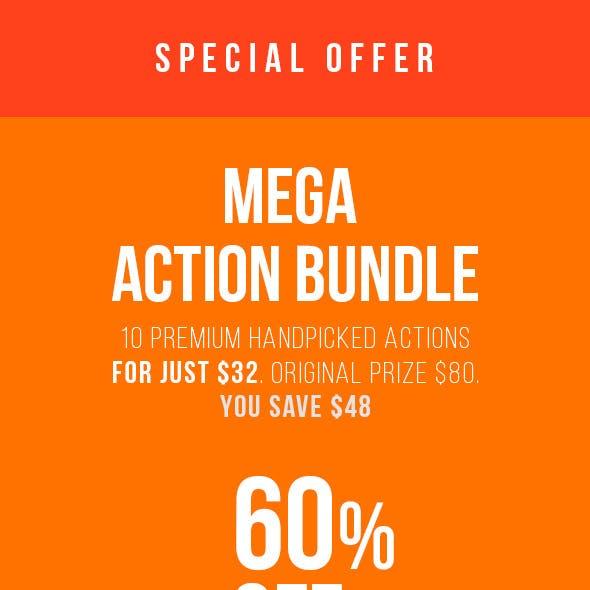 Mega Action Bundle - Walllow