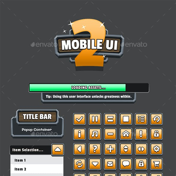 Chat Game Assets from GraphicRiver