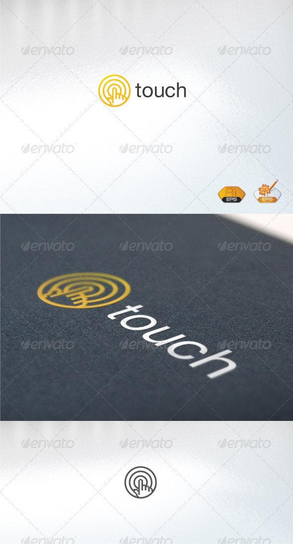 Touch - Symbols Logo Templates