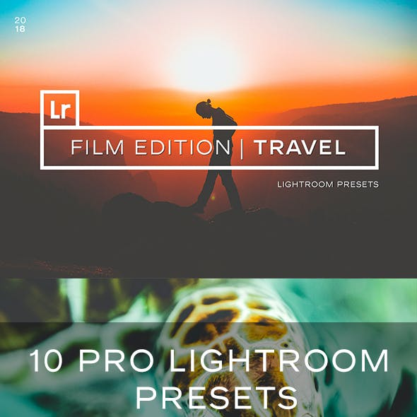 Film Travel Lighroom Presets