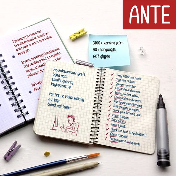 Ante Regular