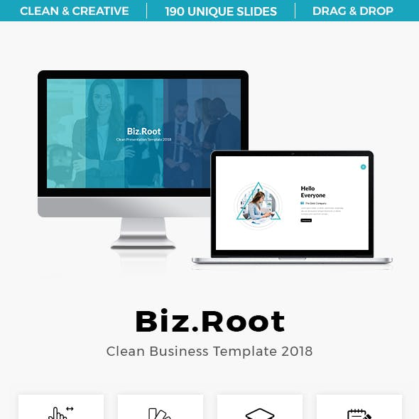 Biz.Root Keynote Template