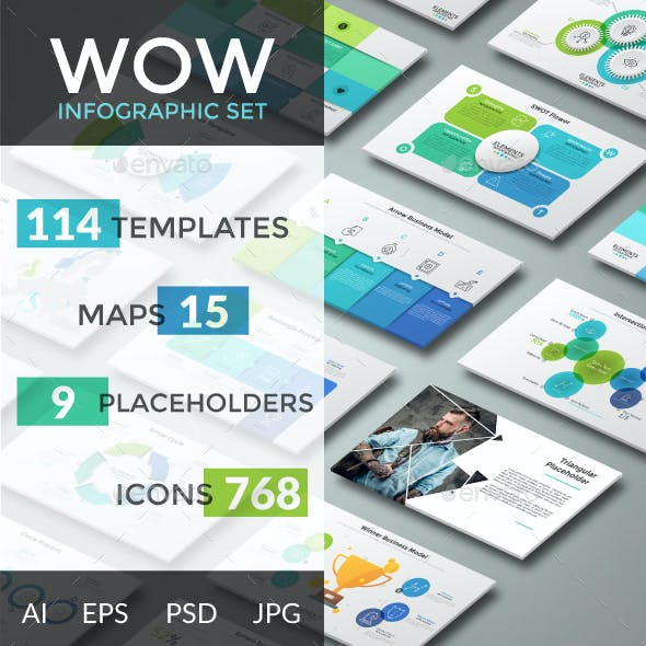 Wow Infographic Collection