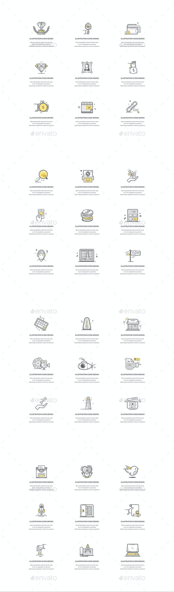 Business Icons Collection - Icons