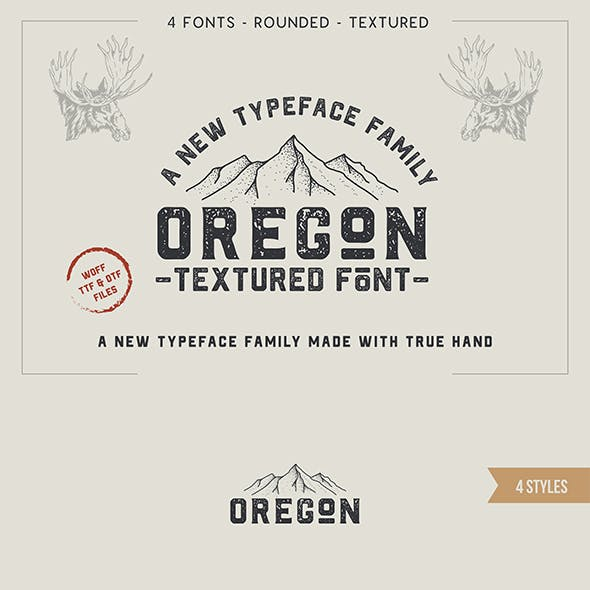 Branding and Western Font Graphics, Designs & Templates
