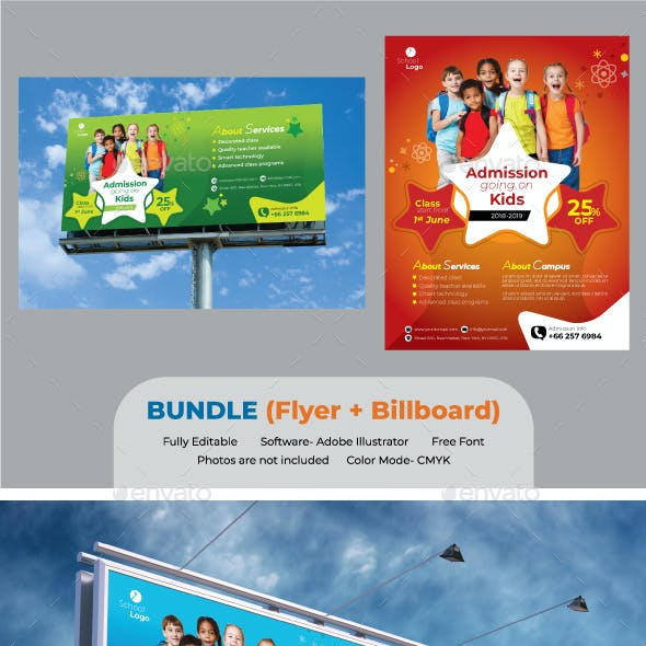 Bundle (Flyer+Billboard)