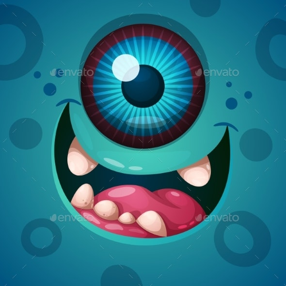 Monster Character - Miscellaneous Vectors