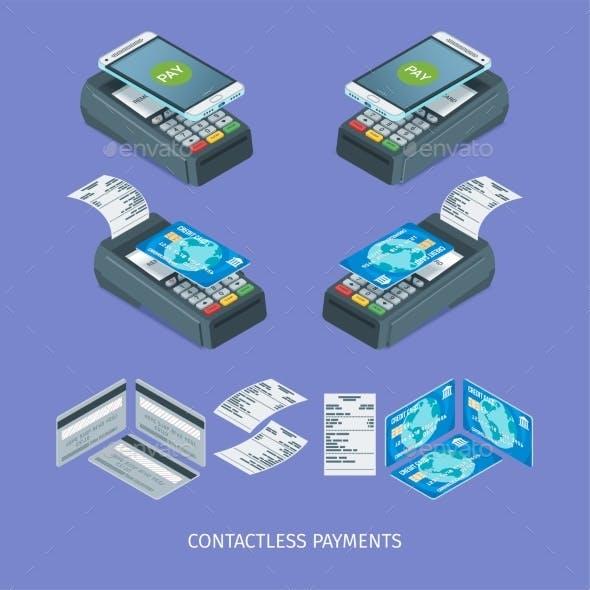 Contactless Payment Terminal