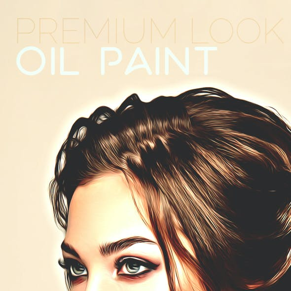 Premium Look Oil Paint