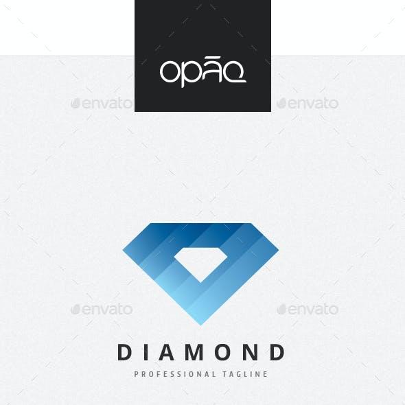 Diamond Stripes Logo