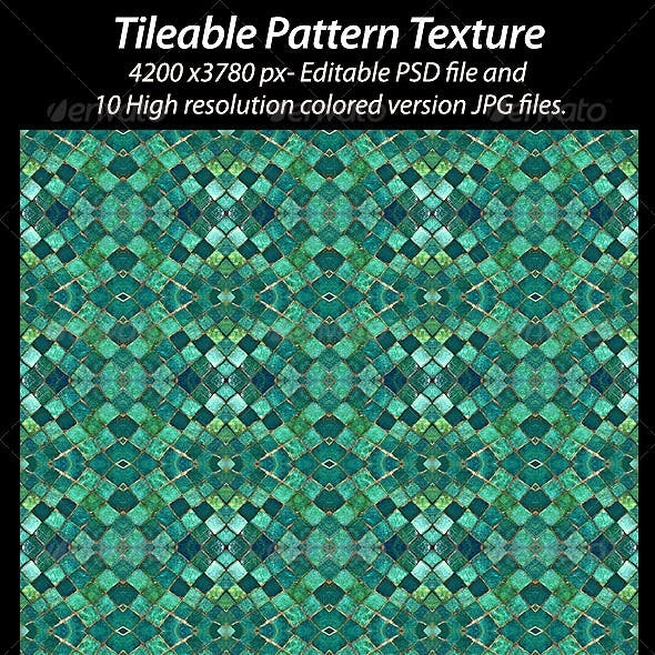Tileable Pattern Texture