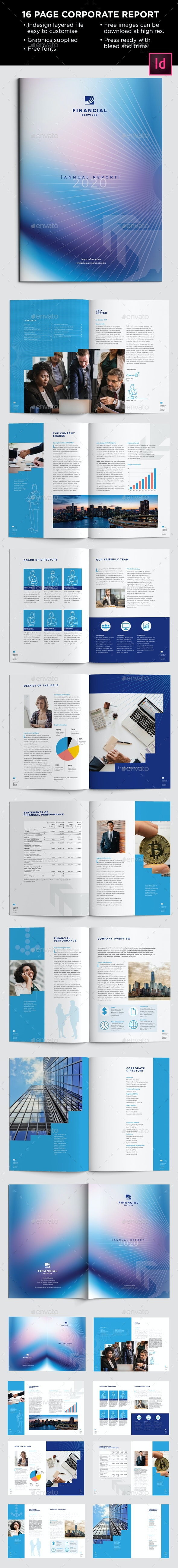 Corporate Brochure 16 Pages - Corporate Brochures