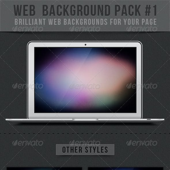 Web Background Pack #1
