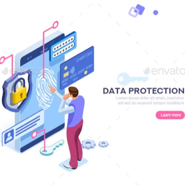 Confidential Data Protection Concept
