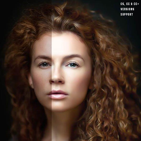 33 Pro Skin Retouch Lightroom Presets