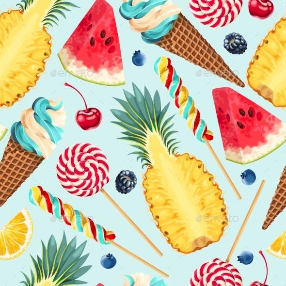 Tropic Summer Pattern