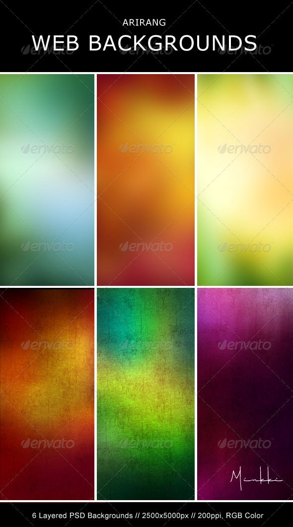 Arirang Web Backgrounds - Backgrounds Graphics
