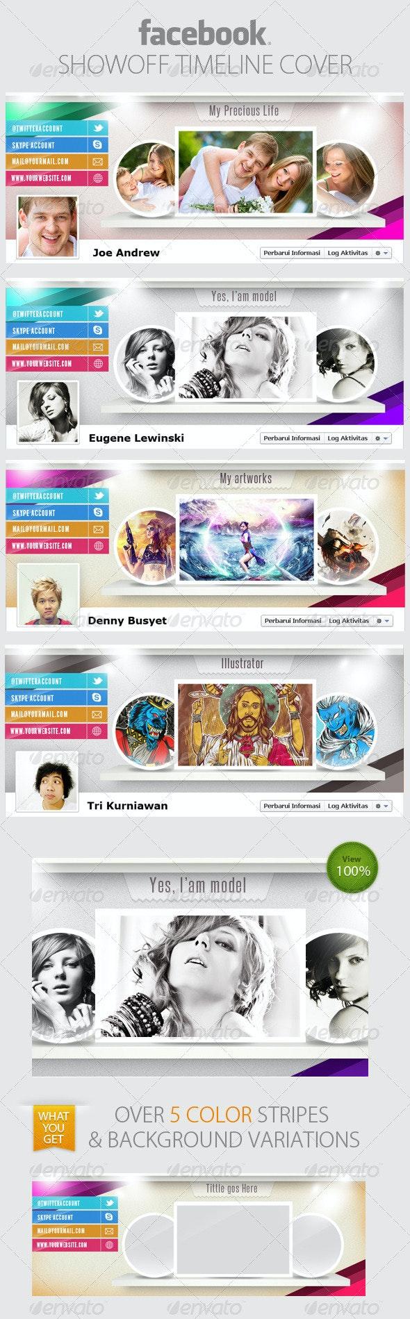 Showoff Facebook Timeline Cover - Facebook Timeline Covers Social Media