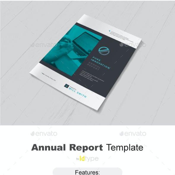 Annual Report Magazine