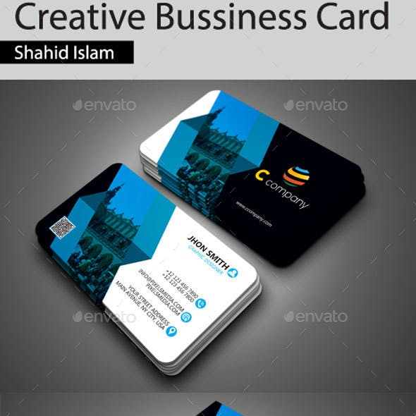 Creative Bussiness Card