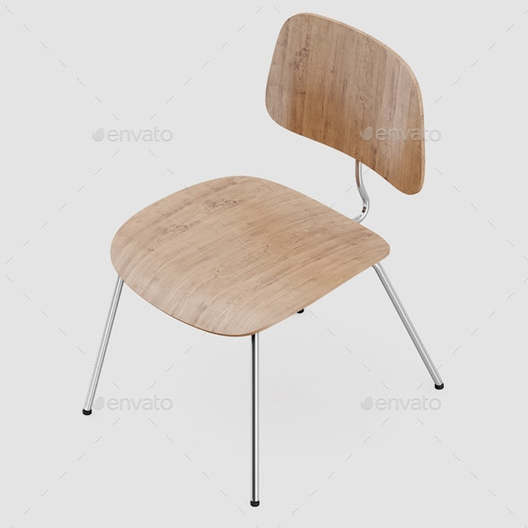 Isometric Chair - Objects 3D Renders