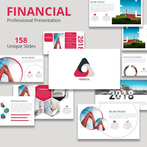 Financial - Multipurpose Google Slides Template