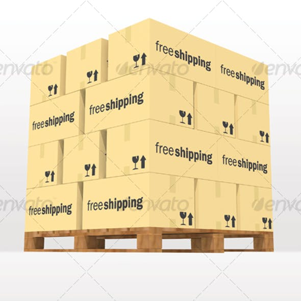 Free Shipping Palette