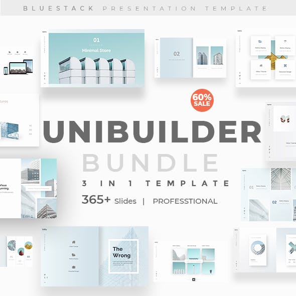 UniBuilder Bundle Keynote