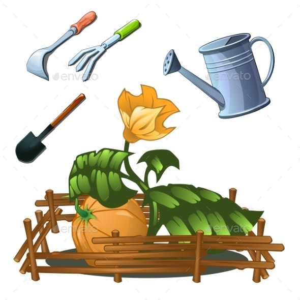 A Set of Garden Tools To Take Care of a Growing - Industries Business