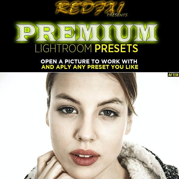 Pro HDR Lightroom Preset V5