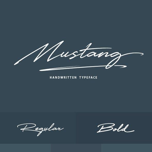 Mustang Font
