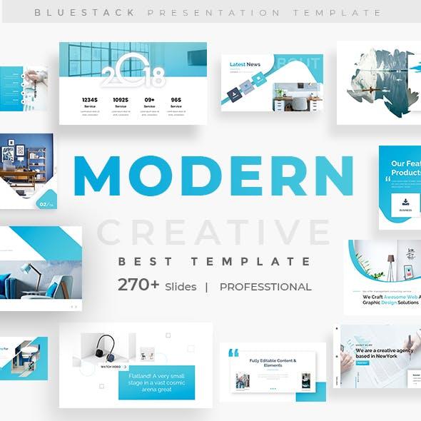 Modern & Creative Keynote  Template