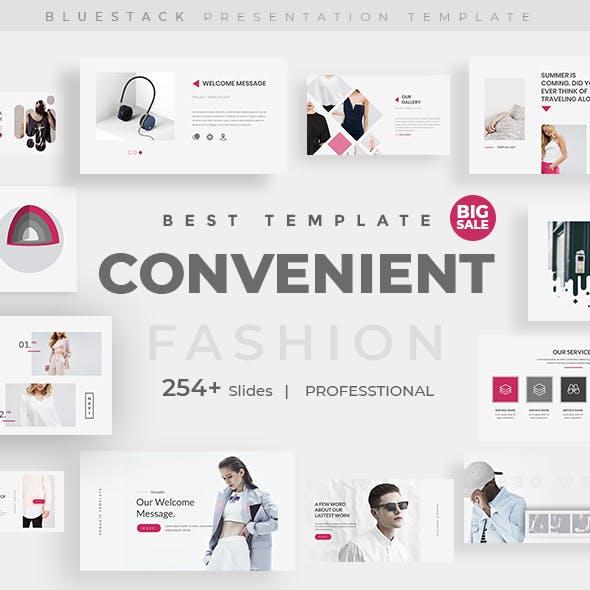 Convenient - Minimal Keynote Template