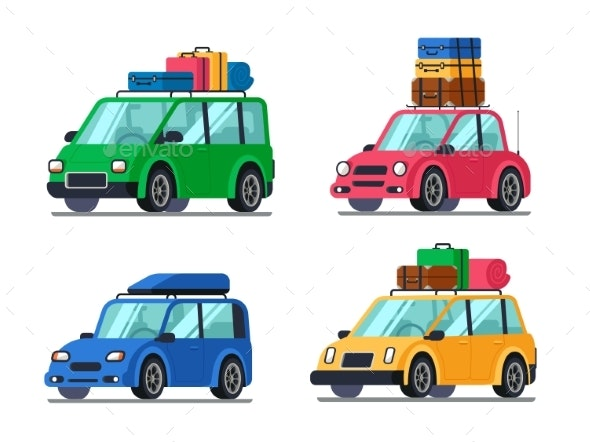 Travel Cars - Man-made Objects Objects